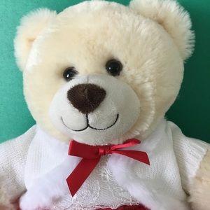 Build a Bear Holiday Bear